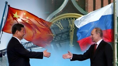 Rusia & China