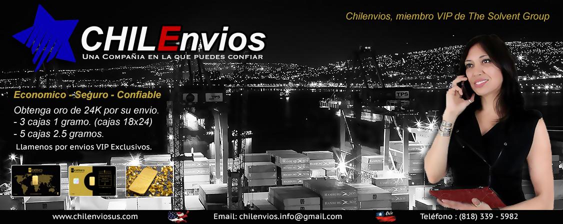 chilenvios.net